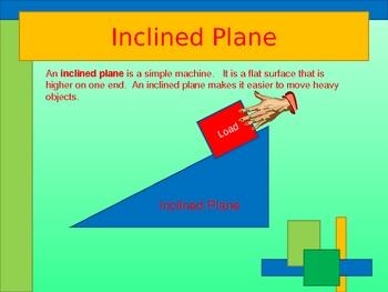 Simple Machines Power Point Presentation