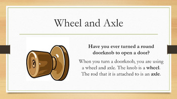 Simple Machines (PowerPoint)