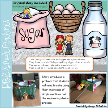 Simple Machines: Project-Based Learning