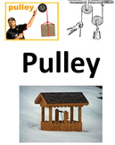 Simple Machines (Pulley, Wheel, Screw, Inclined Plane, Lever, Wedge)