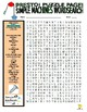 Simple Machines Puzzle Page (Wordsearch and Criss-Cross)