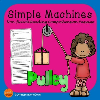 Simple Machines Reading Comprehension