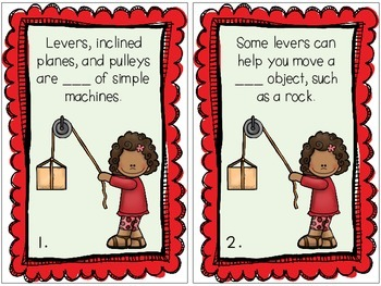 Simple Machines - Reading Street 5.4