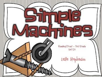 Simple Machines - Reading Street 5.4