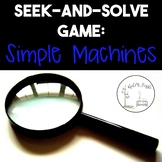 Seek-and-Solve Game: Simple Machines