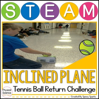 Simple Machines Inclined Plane STEAM & STEM