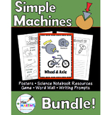 Simple Machines Science Bundle