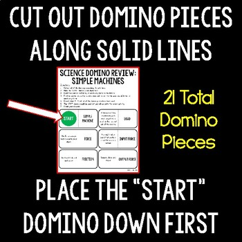 Simple Machines Domino Review