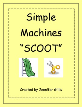 """""""Simple Machines"""" Scoot Game"""