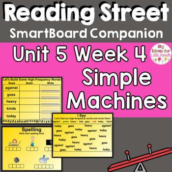 Simple Machines SmartBoard Companion 1st First Grade