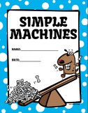 Simple Machines Printable PDF Booklet