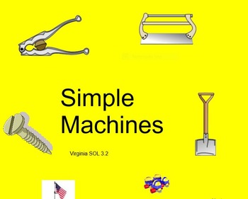 Simple Machines Smartboard lesson