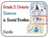 Ontario Grade 2 Science & Social Studies Bundle