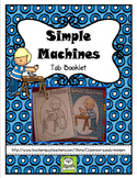 Simple Machines Tab Booklet Distance Learning