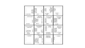 Simple Machines Tarsia Puzzle - Vocabulary Strategy