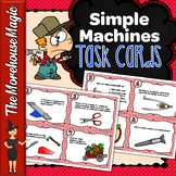 Simple Machines Task Cards | Science Task Cards