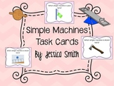 Simple Machines Task Cards & Record Sheet