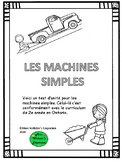 Simple Machines Test in French