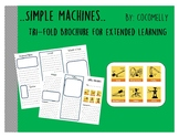Simple Machine Tri-Fold Brochure