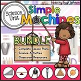 Simple Machines Unit (Bundle)