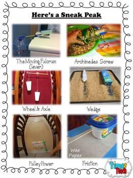 Simple Machines: Activities, Experiments, Assessments- Simple Machines Unit