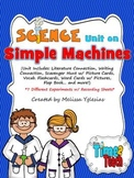 Simple Machines: Activities, Experiments, Assessments- Sim