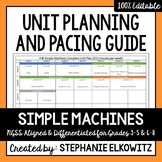 Simple Machines Unit Planning Guide