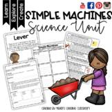Simple Machines Mini-Bundle STEAM Unit, Experiments, Poste