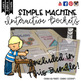Simple Machines Unit STEAM Activities, Experiments, Poster