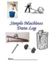 Simple Machines Unit-Science-Lesson Plans, Lab Experiments, Assessment