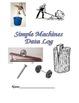 Simple Machines Unit-Science-Lesson Plans, Lab Experiments