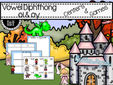 Vowel Diphthong {oi & oy} Simple Centers and Games