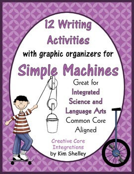 Simple Machines WRITING by CCI