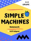 Simple Machines Weekly Homework