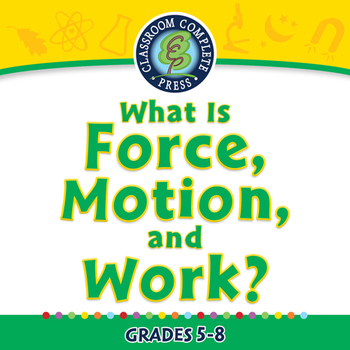 Simple Machines: What Is Force, Motion, and Work? - NOTEBO