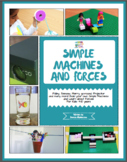 Simple Machines and Forces: Activity Pack with Projects on