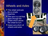 Simple Machines Power Point Lesson and Interactive Notebook File