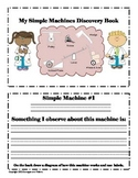 Simple Machines booklet (Reading Street Unit 5)