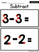 Simple Math 2:Touch Point Subtraction for Special Education
