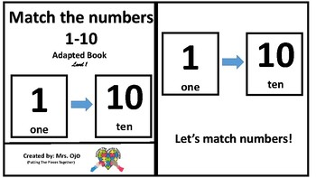 Simple Math Adapted Book Bundle