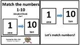 Simple Math Adapted Book Bundle