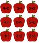 Simple Math Addition Card Set