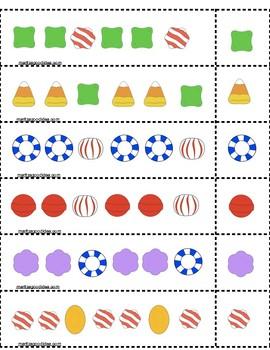 Simple Math Games for Kindergarten