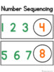 Simple Math: Number Sequencing Unit for Students with Special Needs