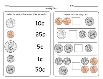 Simple Money Test