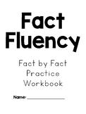 Simple Multiplication Fluency Practice Workbook
