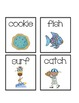 Simple Noun and Verb Sorting Activity