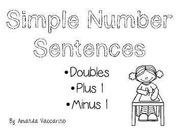 Simple Number Sentences