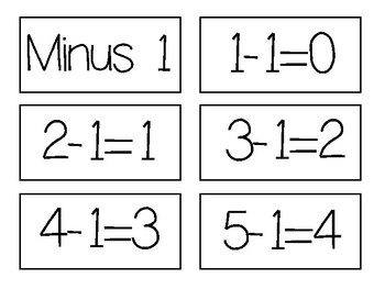 Simple Number Sentences