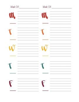 Simple Organizer